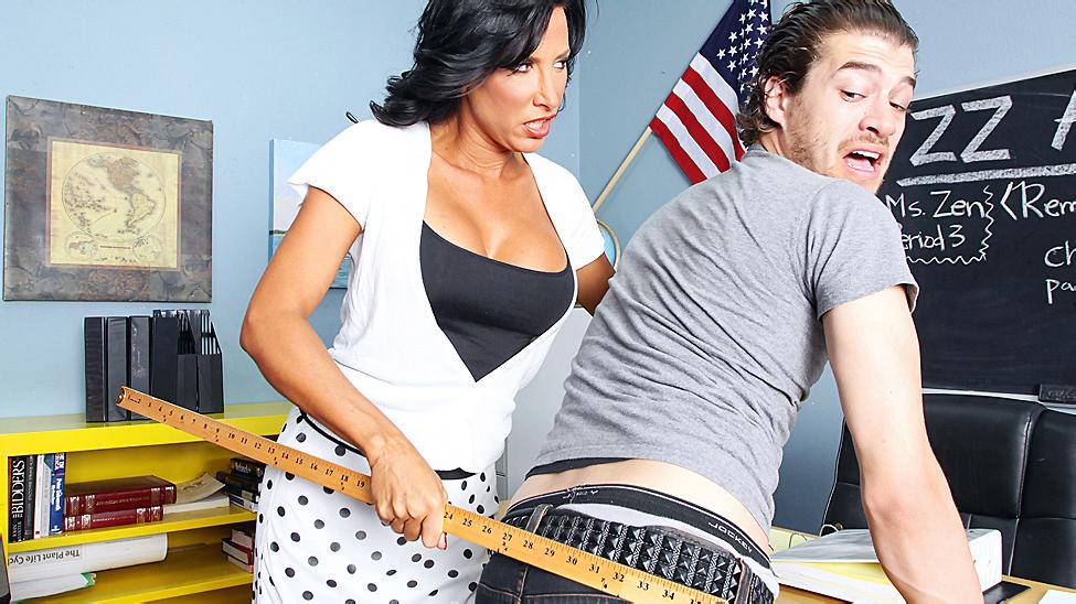 Titty Fucking The Teacher