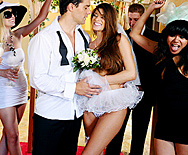 The Royal Porno Wedding - Madelyn Marie - 1