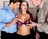 Actions Fuck Louder Than Words - Brandy Aniston - 1