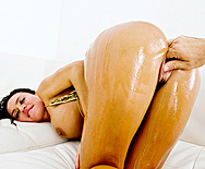 Anal Slip And Slide - Franceska Jaimes - 1