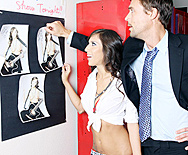 Rock And Roll Fuck School - April O'Neil - 1