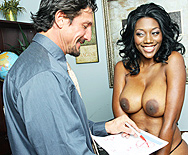 Backroom Pussy For A Pass - Nyomi Banxx - 1