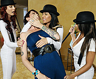A Clockwork Whore: Part Two - Madison Ivy - Gia Dimarco - Zoe Voss - 1