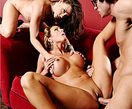 Golden Decade Of Cock - Samantha Saint - Chanel Preston - 4
