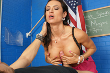 Franceska Jaimes in Spanish Teacher Loving - Picture 2