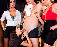 Busted - Jessica Jaymes - Kortney Kane - Phoenix Marie - 2
