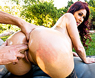 Oiled Cougar - Tiffany Mynx - 1