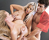 The Big Game - Alanah Rae - Bridgette B - Eva Angelina - Nicole Aniston - 4