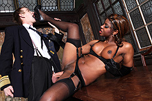 Jasmine Webb in The King's Cock - Picture 2