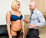 Office Snatch - Mellanie Monroe - 1