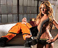 Prison Pussy - Amy Brooke - 1