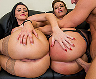 Acing the Interview - Eva Notty - Sophie Dee - 3