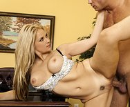 Secretary Switch - Sarah Vandella - 3