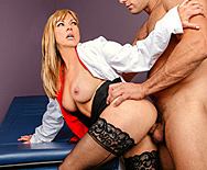 Does My Dick Work, Doc? - Shayla Leveaux - 3