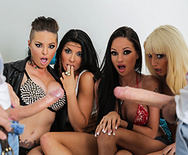 Spring Broke: Support the Blowjob Relief Fund - Christy Mack - Raven Bay - Rikki Six - Romi Rain - 1