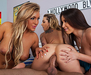 The Rites of Big Cock Passage - Dahlia Sky - Cameron Dee - Lola Foxx - 3