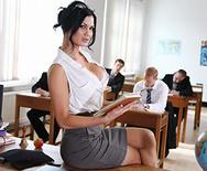 Giving Teacher the D - Jasmine Jae - 1