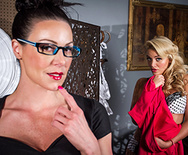 Fucking at the Photoshoot - Kendra Lust - Alexis Monroe - 1