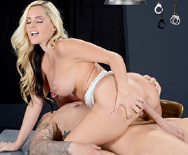 Alena's Bra is Full of Goodies - Alena Croft - 5