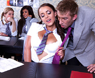Professor's Got the Moves - Liza Del Sierra - 1