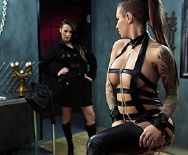 Lick My Latex - Christy Mack - Alektra Blue - 1