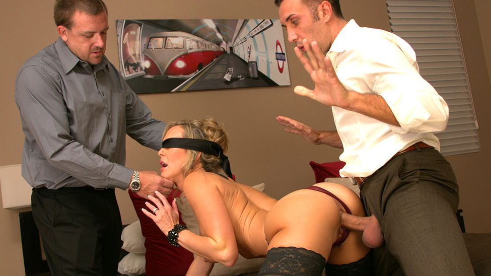 RealWifeStories / Brazzers – Brandi Love, Keiran Lee One Night in Swinger Heaven