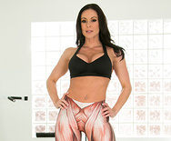 Going Deep at the Gym - Kendra Lust - 1
