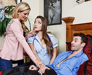 Naughty Nurse, Horny Housewife - Dani Daniels - Cherie Deville - 1