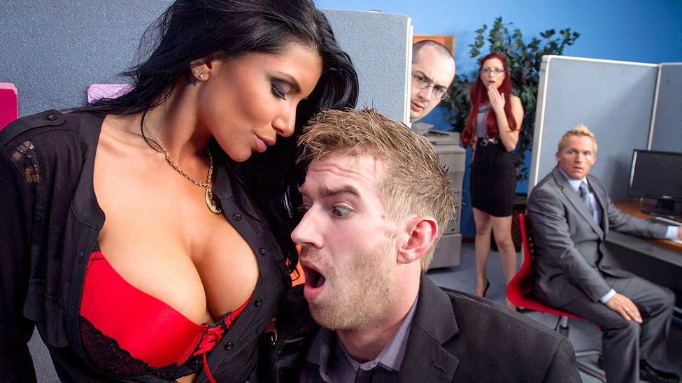 My Boss Is A Whore – Danny D & Romi Rain