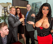 My Boss Is A Whore - Romi Rain - 1