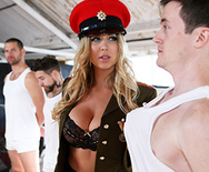 Full Busty Jacket - Lexi Lowe - 1