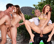 The Whore of Wall Street Ep-5: One Last Orgy - Monique Alexander - Dani Daniels - 3