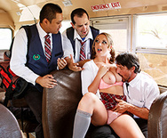 The Boobs on the Bus Go Round - Brooke Wylde - 2