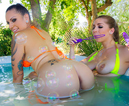 Bubbles and Butts - Alex Chance - Tori Avano  - 2