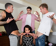 My Frat Fucked My Mom - Lezley Zen - 1