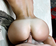 Cum Splash All Over Kelsi Monroe's Ass - Kelsi Monroe - 5
