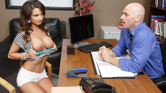 Brazzers – Ripe To Be A Pornstar