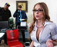 The Feds Raid Shawna's Tits - Shawna Lenee - 1