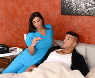 House Call On My Balls - Alexa Pierce - 1
