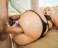 Mrs. Ivory's First Anal! - Jenna Ivory - 5