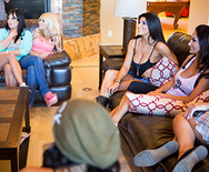 Brazzers House Episode One - Alektra Blue - Ava Addams - Dani Daniels - Gianna Nicole - Kayla Kayden - Kaylani Lei  - Missy Martinez - Nikki Benz - Phoenix Marie - Romi Rain - Tory Lane - 3
