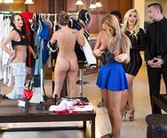 Brazzers House Episode Five - Nikki Benz - Tory Lane - Phoenix Marie - Ava Addams - Missy Martinez - Dani Daniels - Romi Rain - Alektra Blue - Gianna Nicole - Kayla Kayden - Kaylani Lei  - 1