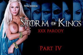 Storm Of Kings XXX Parody: Part 4