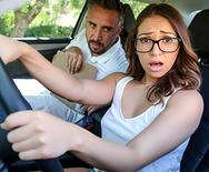 The Driving Test - Sara Luvv - 1
