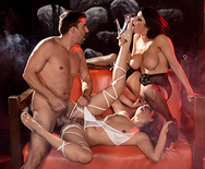 Deadly Rain: Part Three - Allie Haze - Romi Rain - 4