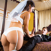Milf Teaches Newlyweds