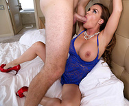 Stepmom Likes It Rough - Diamond Foxxx - 2