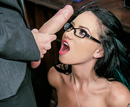 Spanking The Secretary - Raven Bay - 1