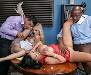 Full Divorce Court Press - Alex Grey - Nikki Benz - 3