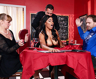 A Tip For The Waitress - Jenna J Foxx - 1